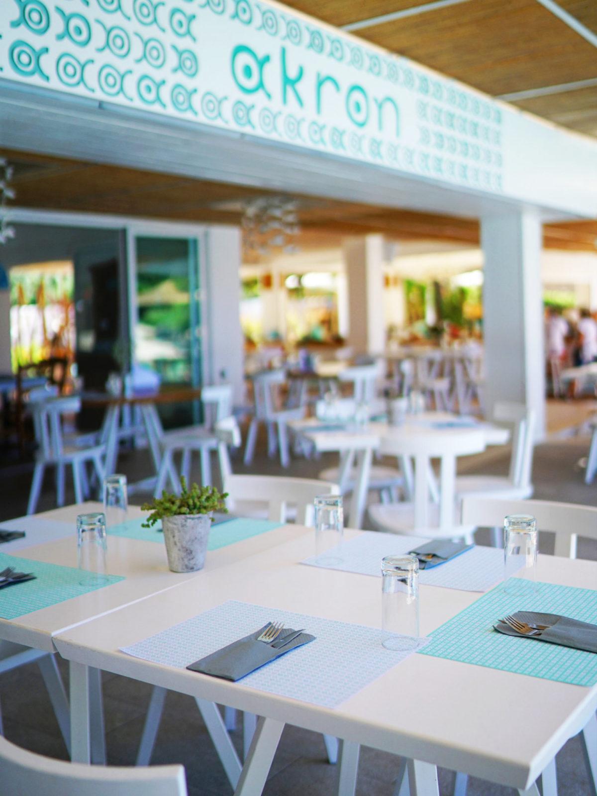 Akron beach bar restaurant paleokastritsa corfu Akron Gallery 00010 3