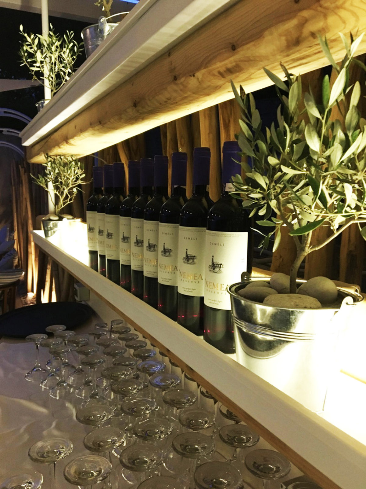 Akron beach bar restaurant paleokastritsa corfu SEMELI 00005